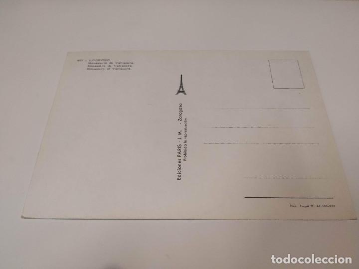 Postales: LA RIOJA - POSTAL LOGROÑO - MONASTERIO DE VALVANERA - Foto 2 - 193735253