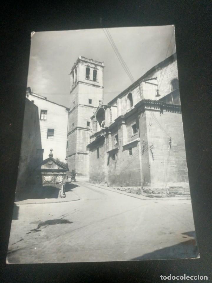 LOGROÑO. IGLESIA SANTIAGO EL REAL. EDICIONES MONTAÑÉS 19 (Postales - España - La Rioja Moderna (desde 1.940))