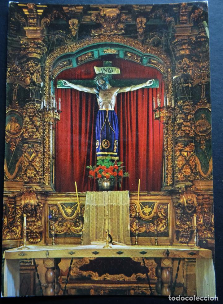 LOGROÑO, SANTO CRISTO DE LOS REMEDIOS, POSTAL SIN CIRCULAR (Postales - España - La Rioja Moderna (desde 1.940))