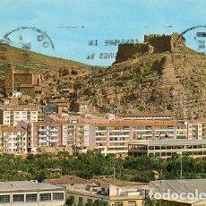 Postales: ARNEDO - 2 IGLESIA SANTA EULALIA Y CASTILLO- VISTA PARCIAL. Lote 194282613