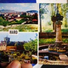 Postales: POSTAL HARO ESCRITA N 304 PARIS. Lote 195213640