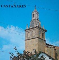 Cartes Postales: POSTAL DE CASTAÑARES DE RIOJA. Lote 257354360