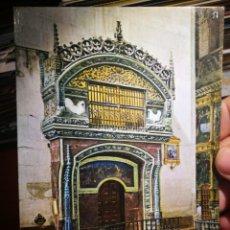 Cartes Postales: POSTAL SANTO DOMINGO DE LA CALZADA LOGROÑO EL GALLINERO CATEDRAL N 4 INTER BURGOS S/C. Lote 199221037