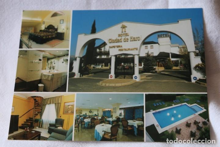 HOTEL CIUDAD DE HARO LA RIOJA SIN CIRCULAR (Postales - España - La Rioja Moderna (desde 1.940))
