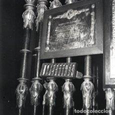 Postales: NEGATIVO ESPAÑA LA RIOJA SANTO DOMINGO DE LA CALZADA CATEDRAL 1973 KODAK 55MM GRAN FORMATO FOTO. Lote 204413386