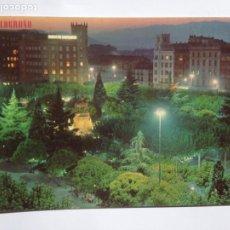 Postales: POSTAL LOGROÑO POSTCARD - PASEO DEL ESPOLON - EDICIONES PARIS J.M. 195. Lote 204616152