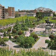 Postales: LOGROÑO - PASEO DE EL ESPOLÓN. Lote 205053430