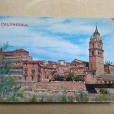 Postales: POSTAL CALAHORRA, CATEDRAL Y PALACIO. Lote 205796126