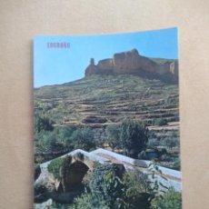 Postales: POSTAL LOGROÑO,VIGUERA, PUENTE ROMANO. Lote 206231592