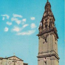 Postales: SANTO DOMINGO DE LA CALZADA, VISTA PARCIAL - EDITA BEASCOA Nº 5607 - S/C. Lote 206358752