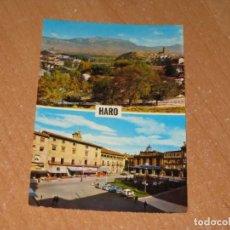 Postales: POSTAL DE HARO. Lote 206458871
