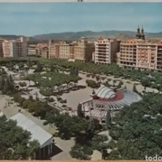 Postales: POSTAL N°656 PLAZA DEL ESPOLÓN LOGROÑO. Lote 209895220