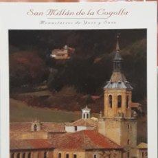 Postales: POSTAL N°247 MONASTERIO DE SAN MILLÁN DE COGOLLA LA RIOJA. Lote 209896773