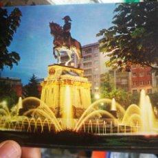 Postales: POSTAL LOGROÑO ESTATUA DEL GENERAL ESPARTERO NOCTURNA N 2011 ARRIBAS S/C. Lote 210217995
