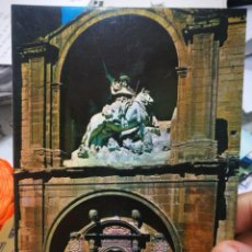 Cartes Postales: POSTAL LOGROÑO IGLESIA DE SANTIAGO EL REAL N 7415 CALPEÑA S/C. Lote 210399492