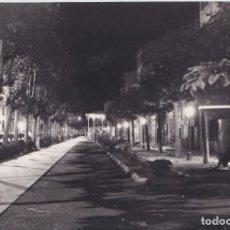Postales: SANTO DOMINGO DE LA CALZADA (LA RIOJA) - AV. GENERAL FRANCO (ESPOLON). Lote 210416166