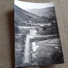 Postales: LA RIOJA - EZCARAY - VISTA PARCIAL Y PUENTE ROMANICO - EDICIONES SICILIA Nº 2. Lote 210736446