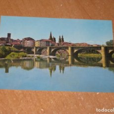 Postales: POSTAL DE LOGROÑO. Lote 211586476