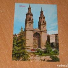 Postales: POSTAL DE LOGROÑO. Lote 211586740