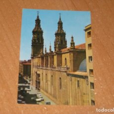 Postales: POSTAL DE LOGROÑO. Lote 211586850