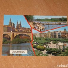 Postales: POSTAL DE LOGROÑO. Lote 211587019