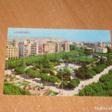 Postales: POSTAL DE LOGROÑO. Lote 211587139