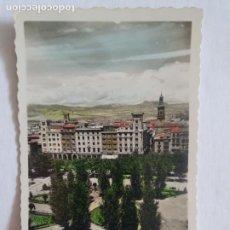 Postales: LOGROÑO - ESPOLÓN VISTA PARCIAL - E2 - LMX. Lote 211732041