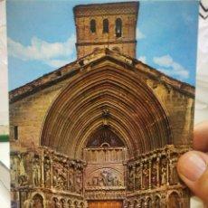 Cartes Postales: POSTAL LOGROÑO IGLESIA DE SAN BARTOLOMÉ N 7419 CALPEÑA S/C. Lote 216379896
