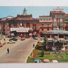 Cartes Postales: HARO - AYUNTAMIENTO Y PLAZA DE LA PAZ - LMX - LR. Lote 216584297