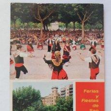 Cartes Postales: LOGROÑO - FERIA Y FIESTAS DE SAN MATEO - LMX - LR. Lote 216592433