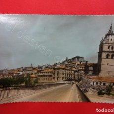 Cartes Postales: CALAHORRA. CATEDRAL Y PALACIO. Lote 217125546