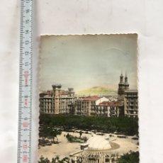 Postales: POSTAL. LOGROÑO. PASEO DEL ESPOLÓN. GARCÍA GARRABELLA Y CÍA.. Lote 217982895
