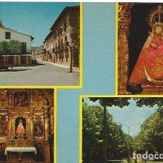 Postales: POSTAL DE EZCARAY AÑOS 60. Lote 218708262