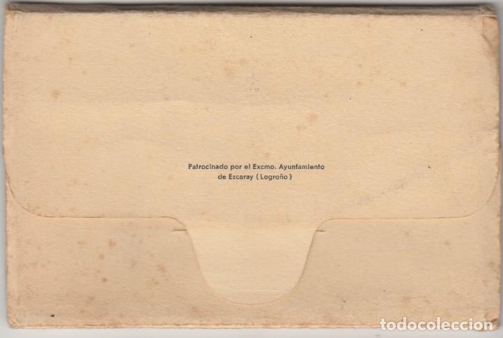 Postales: EZCARAY: 10 POSTALES EN FOTOGRAFIA PATROCINADO POR EL AYUNTAMIENTO / 1960 - Foto 3 - 218763095