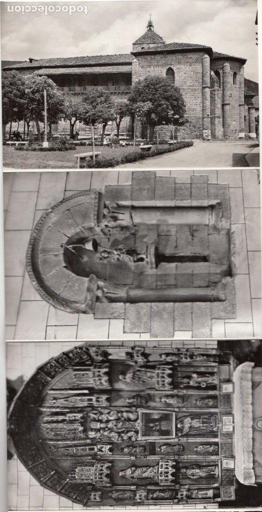 Postales: EZCARAY: 10 POSTALES EN FOTOGRAFIA PATROCINADO POR EL AYUNTAMIENTO / 1960 - Foto 2 - 218763095