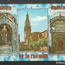 Postales: POSTAL SIN CIRCULAR - SANTO DOMINGO DE LA CALZADA 5604 - LOGROÑO - EDITA CALPEÑA. Lote 219232755