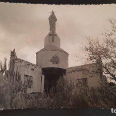 Postales: POSTAL ARNEDILLO ED.JA-GA-RO MONUMENTO SABRADO CORAZON P463. Lote 220611421