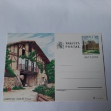 Postales: ALAVA CASERIO /PARROQUIA INMACULADA ENTERO POSTAL EDIFIL 148 AÑO 1989 COLECCIONISMO COLISEVM. Lote 221078125