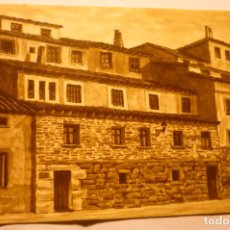 Postales: POSTAL COFRADIUA DEL VINO DE RIOJA -EUSTAQUIO UZQUEDA -LOGROÑO CM. Lote 221618632