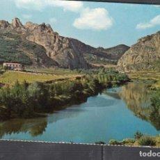 Postales: HARO. LAS CNCHAS Y RIO EBRO. Lote 222071322