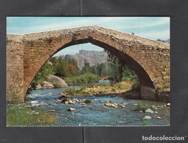 VIGUERA. PUENTE SOBRE EL RÍO (Postales - España - La Rioja Moderna (desde 1.940))