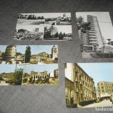 Postales: LOTE POSTALES CALAHORRA LA RIOJA. Lote 222677802