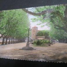 Postales: HARO 19 JARDINES DE LA VEGA LA RIOJA. Lote 222719802