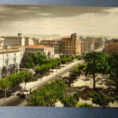 Postales: LOGROÑO.CALLE DEL GENERAL VARA DE REY. (ED. L. MONTAÑES Nº45).. Lote 222794281