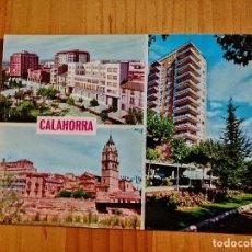 Cartes Postales: POSTAL - CALAHORRA - VISTAS. Lote 225985007