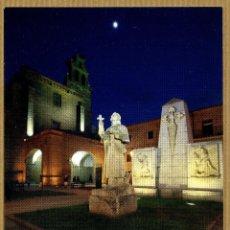 Postais: POSTAL SANTO DOMINGO DE LA CALZADA - MONUMENTO AL PEREGRINO. Lote 226387140