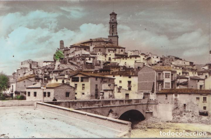 PUENTE - AUTOL (LA RIOJA) - I.A. SAN FE - CIEZA (MURCIA) (Postales - España - La Rioja Moderna (desde 1.940))