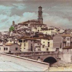 Postales: PUENTE - AUTOL (LA RIOJA) - I.A. SAN FE - CIEZA (MURCIA). Lote 230636850