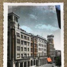 Cartoline: LOGROÑO N° 69 - MURO DE FRANCISCO DE LA MOTA (ESPOLÓN) - TARJETA POSTAL ILUMINADA. Lote 234571785