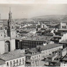 Cartes Postales: POSTAL DE LOGROÑO - VISTA PARCIAL. Lote 237047195